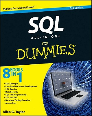 SQL All-in-One for Dummies By Taylor, Allen G.