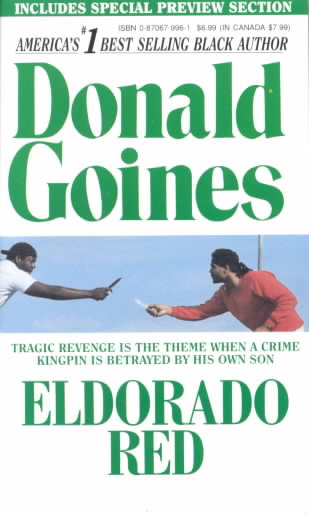 Eldorado Red By Goines, Donald